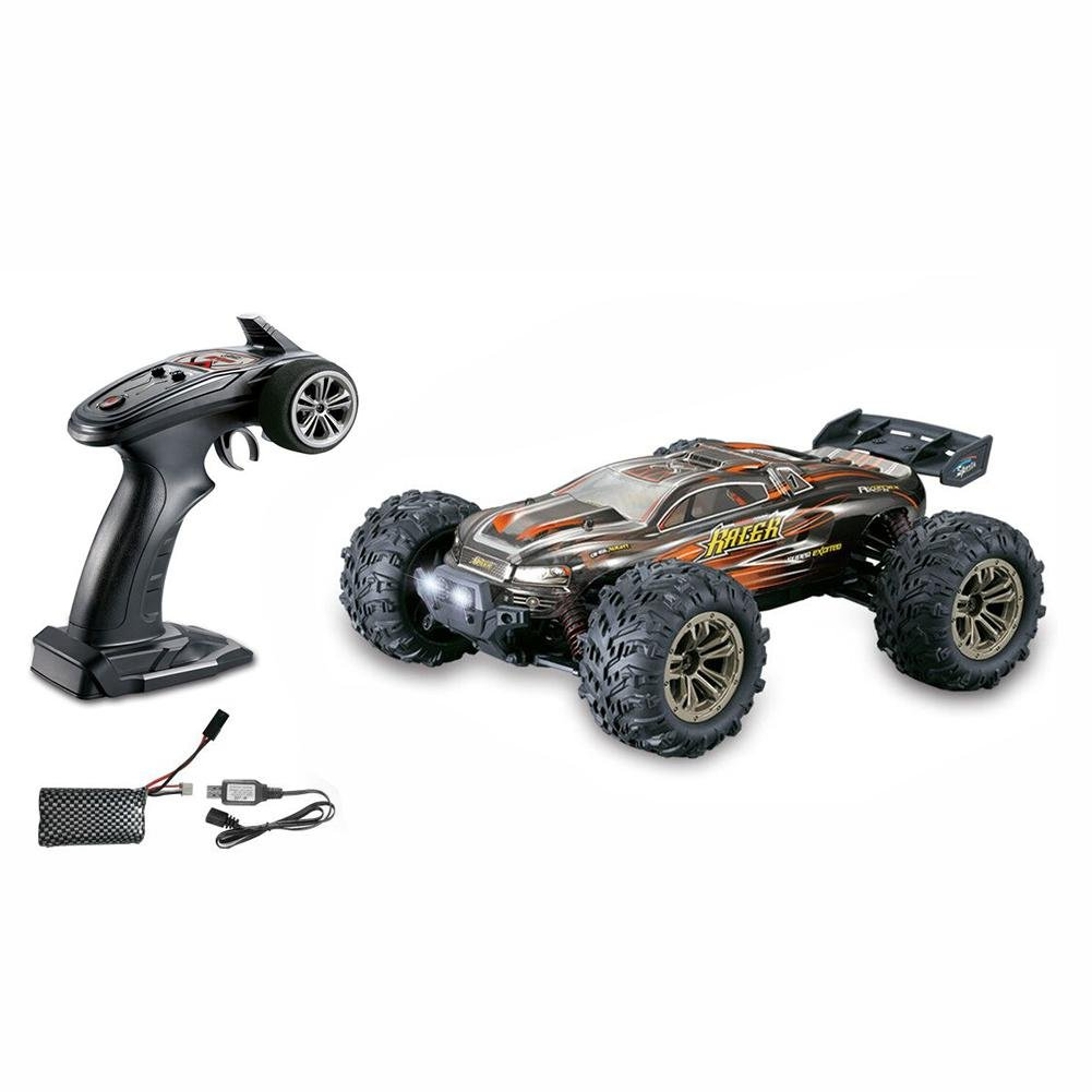 1:16 Ferngesteuertes Auto,9136 Big Wheel Offroad-Modellauto High Speed Four-wheel Drive Off-road Remote Control Car