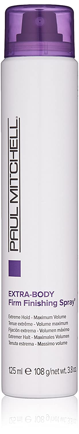 Paul Mitchell Extra Body Firm Finishing Spray Unisex: Premium Beauty