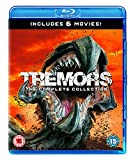Tremors: 6 Film Collection [Blu-ray] -  Rated PG-13, Ron Underwood, Kevin Bacon