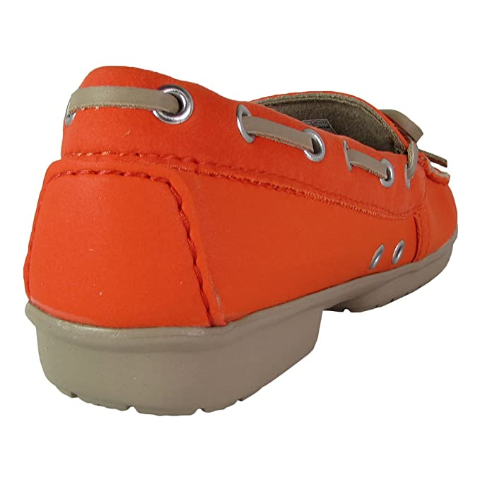 082af67fb88 Crocs Womens Wrap ColorLite Loafer Shoes Tangerine Tumbleweed US 8   Amazon.com.au  Toys   Games