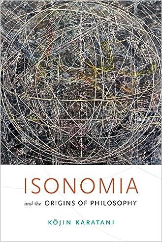 Isonomia and