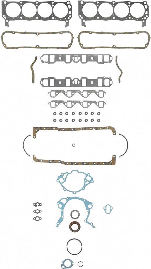 Engine Full Gasket Set-Kit Gasket Set Sealed Power 260-1153