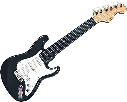 ZHX Guitarra eléctrica para Principiantes, Soprano Juguete ...