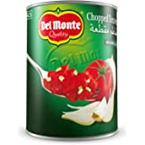 Del Monte Chopped Tomatoes with Onion - 400 gm