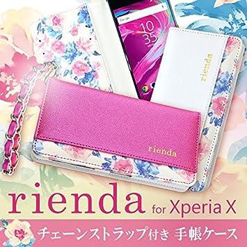 f48a889af6 Amazon | Xperia X performance (SO-04H/SOV33) 【rienda/リエンダ ...