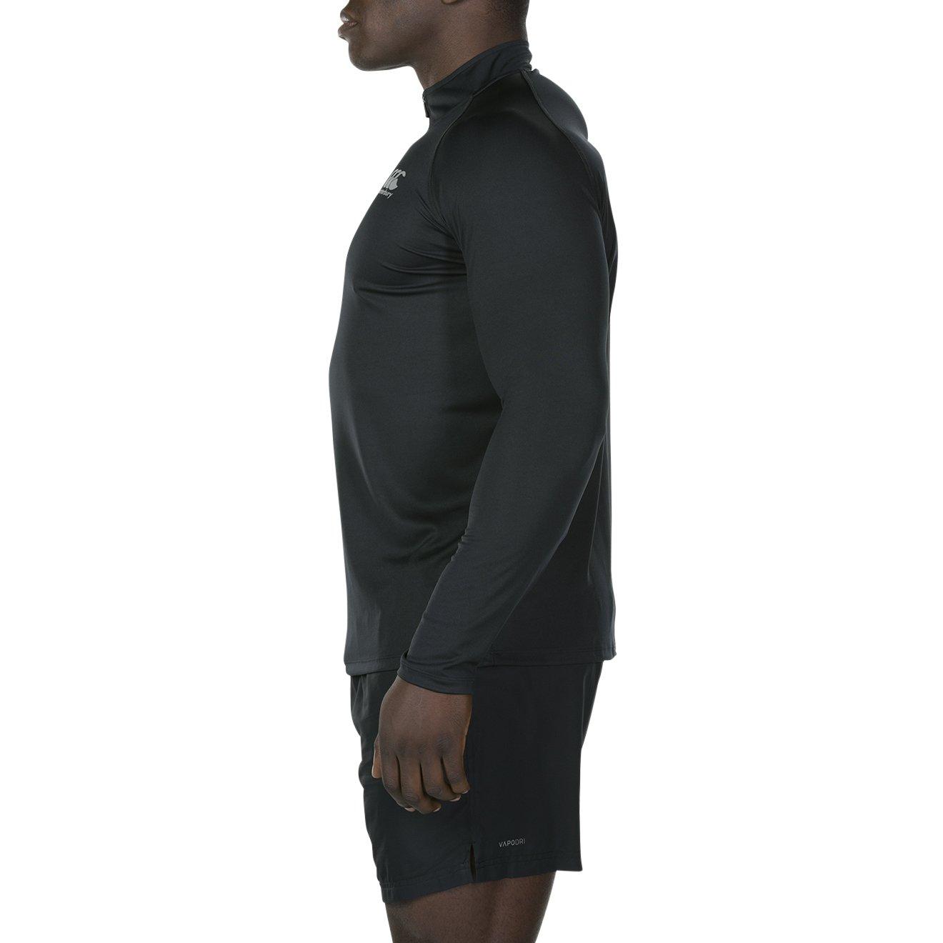 Canterbury 2018 Mens VapoDri First Layer 1//4 Zip LS Training Top Sports Pullover