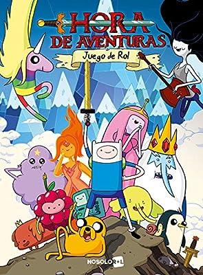 Hora de Aventuras: Juego de Rol: Amazon.es: Sueiro Abad, Manuel ...