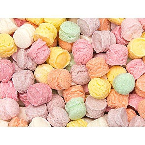 Leone Piccolini Plugs Mini Morsels Fruity Candy: 2LB Bag