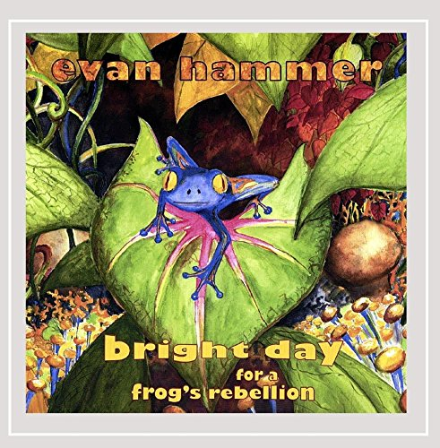 Bright Day for a Frog's ()