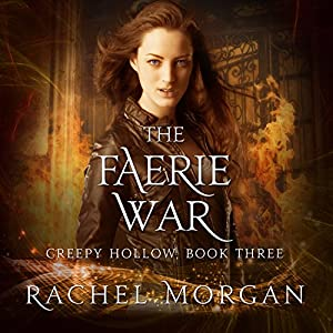 The Faerie War Audiobook
