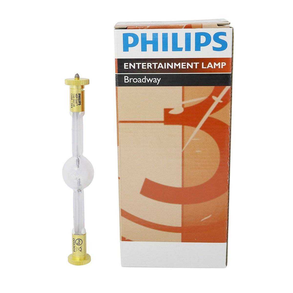 Philips MSR Gold 1200 SA/2 DE 1200W AC Lamp for Touring/Stage Lighting
