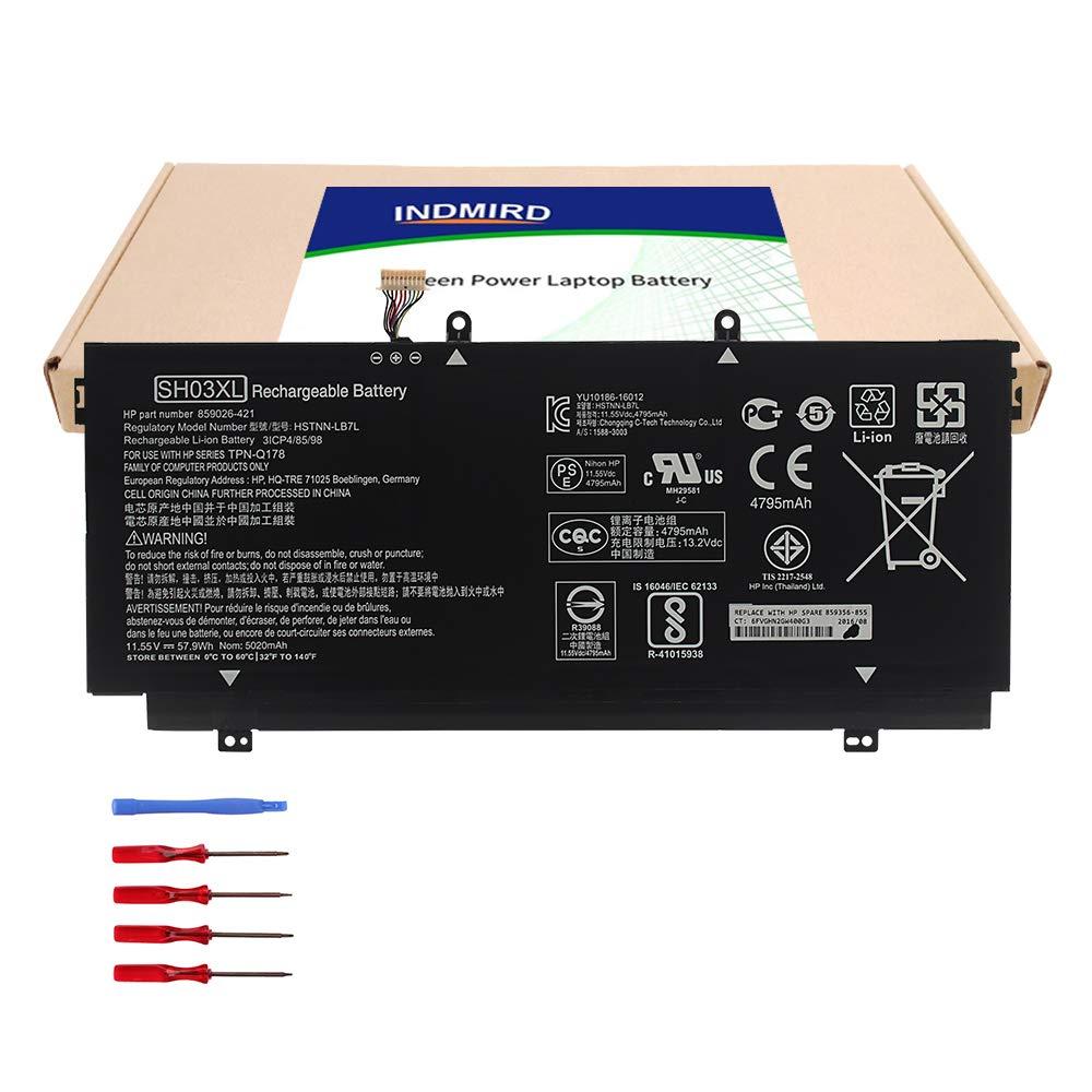 Bateria SH03XL Hp Spectre X360 13-AC033DX Series SH03 SHO3XL