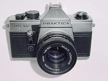 Praktica mtl 50 mtl50 35mm film slr manual focus camera: amazon.co