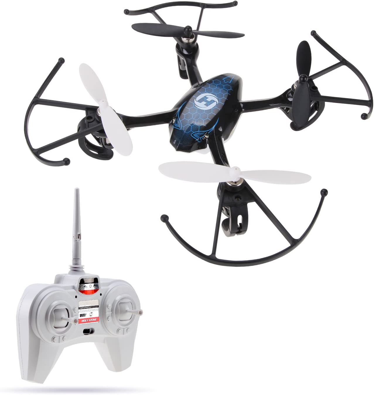 Holy Stone HS170 is at # 5 for best drones without camera.