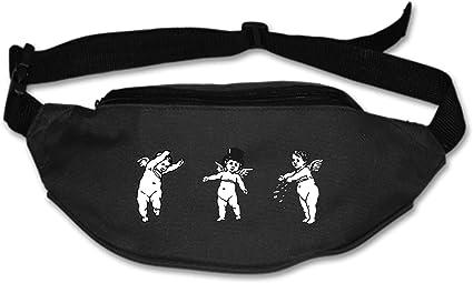Karate Mom Sport Waist Pack Fanny Pack Adjustable For Hike