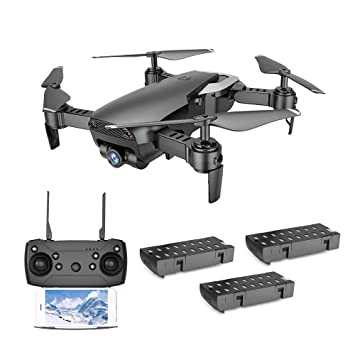 Goolsky Dongmingtuo X12 480P Camera WiFi FPV Drone Altitude Hold ...
