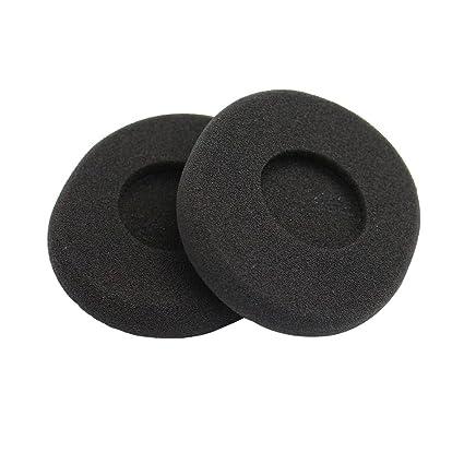 1 par de almohadillas auriculares almohadillas cómodo auriculares para Logitech H800 auriculares inalámbricos Bobury
