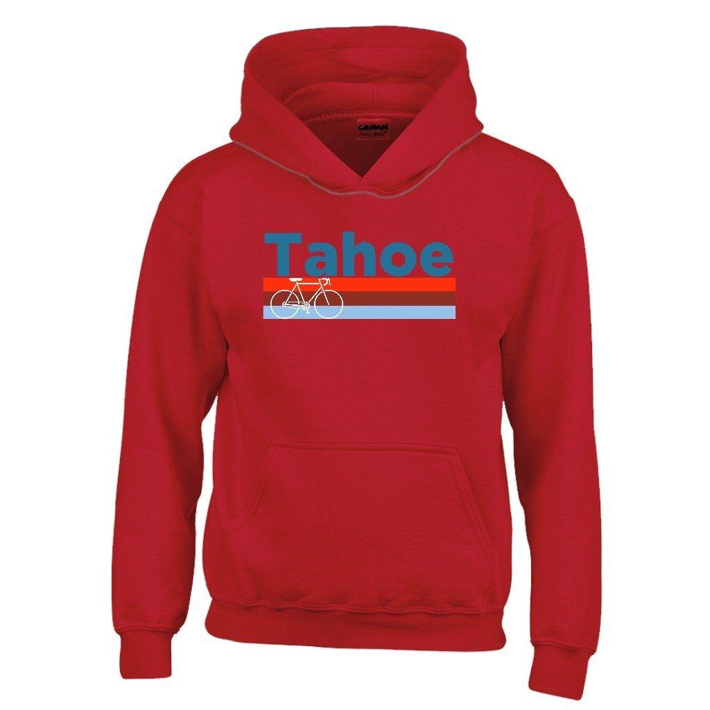 Tenn Street Goods Lake Tahoe Retro Bike /& Mountain Bike Youth Hoodie California Kids Sweatshirt