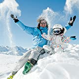 Kids Mittens,Fazitrip Girls/Boys Winter mittens ,Windproof...
