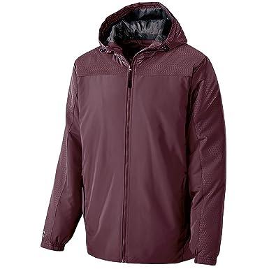 Holloway para hombre Bionic chaqueta con capucha - Granate/carbono: Amazon.es: Hogar