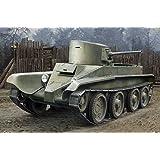 ホビーボス 1/35 WWII ソビエト軍 BT-2快速戦車 初期型 プラモデル