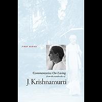 J Krishnamurti Commentaries On Living Series 1