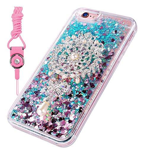 Liquid Glitter iPhone 5 Case with Bumper: Amazon.com
