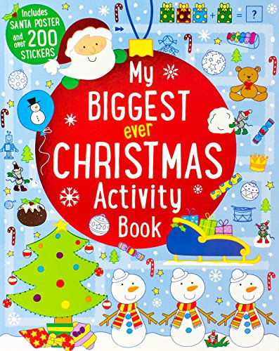 My Biggest Ever Christmas Activity - Activities Christmas