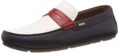 Tommy Hilfiger CLASSIC SUEDE PENNY LOAFER (schwarz