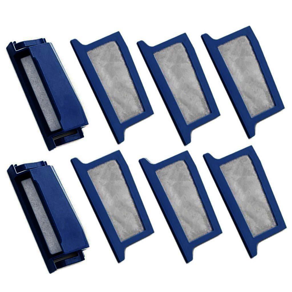 OKEYsoe 2 filtri riutilizzabili 6 filtri USA e Getta Ultra Sottili per la Decorazione Domestica Philips