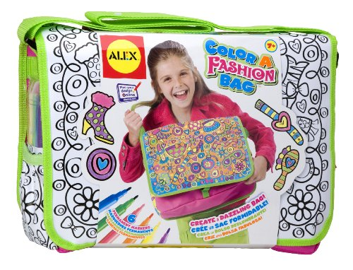 ALEX Toys Craft Color A Fashion -