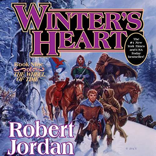 Winter's Heart: Wheel of Time, Book 9 Audiobook [Free Download by Trial] thumbnail