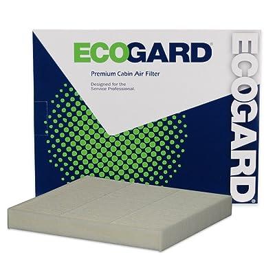 ECOGARD XC10386 Premium Cabin Air Filter Fits Cadillac Escalade 2015-2020, Escalade ESV 2015-2020 | Chevrolet Silverado 1500 2014-2020, Tahoe 2015-2020, Silverado 2500 HD 2015-2020: Automotive [5Bkhe2013904]