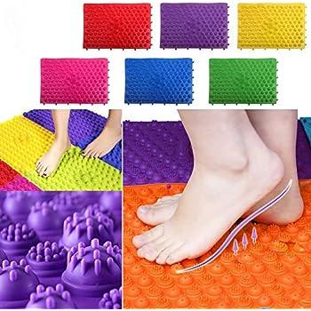 Amazon Com Zjchao Reflexology Walk Stone Foot Massage Mat