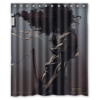 Anime Cutting Edge Shower Curtain Measure 60quot