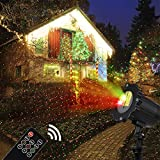 LED Night Light Projector, S&G Lighting Different Lighting Modes, Relaxing Light Show, Mood Lamp for Baby Kids, Adults, Living Room,Bedroom (Type 4)