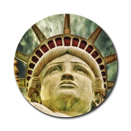 Liberty Is Lovely Lady >> Amazon Com Lovely Lady Liberty Mouse Pad Cell Phones Accessories