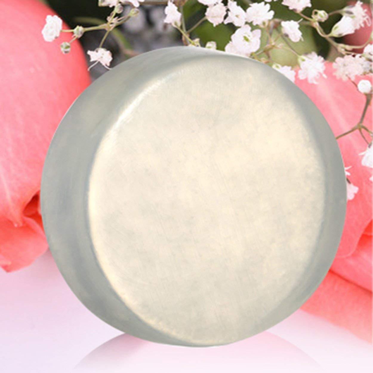 Losenlli 50g Enzima activa natural Jabón de cristal Jabón de ...