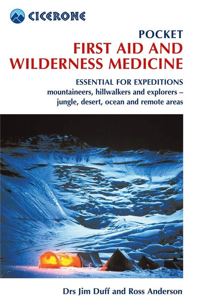 Pocket First Aid Wilderness Medicine