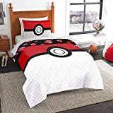 Pokemon® Quilt and Sham Twin/Full