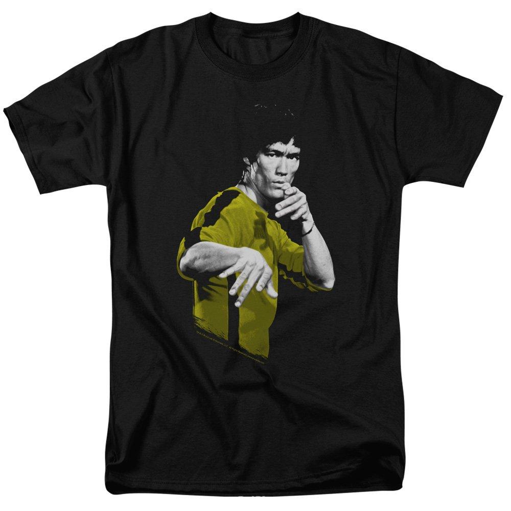 Bruce Lee Traje de la Muerte Camiseta de Manga Corta para ...