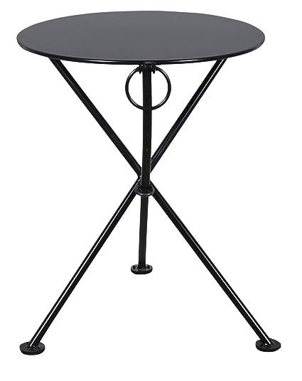 Amazoncom Mobel Designhaus French Café Bistro Leg Folding Bistro - Cafe table legs