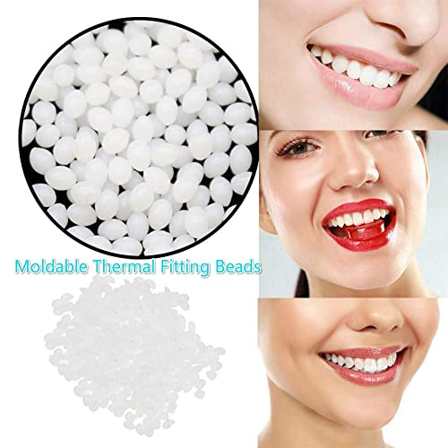 Instant Smile Thermal Beads Thermal Fitting Beads 2 Packs