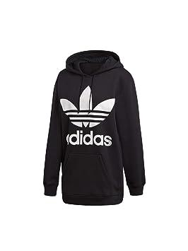 4efc1383bba0f Adidas BF TRF Hoodie Sweat-Shirt À Capuche Sport Femme  Amazon.fr ...