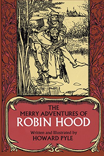 The Merry Adventures of Robin Hood [Howard Pyle] (Tapa Blanda)