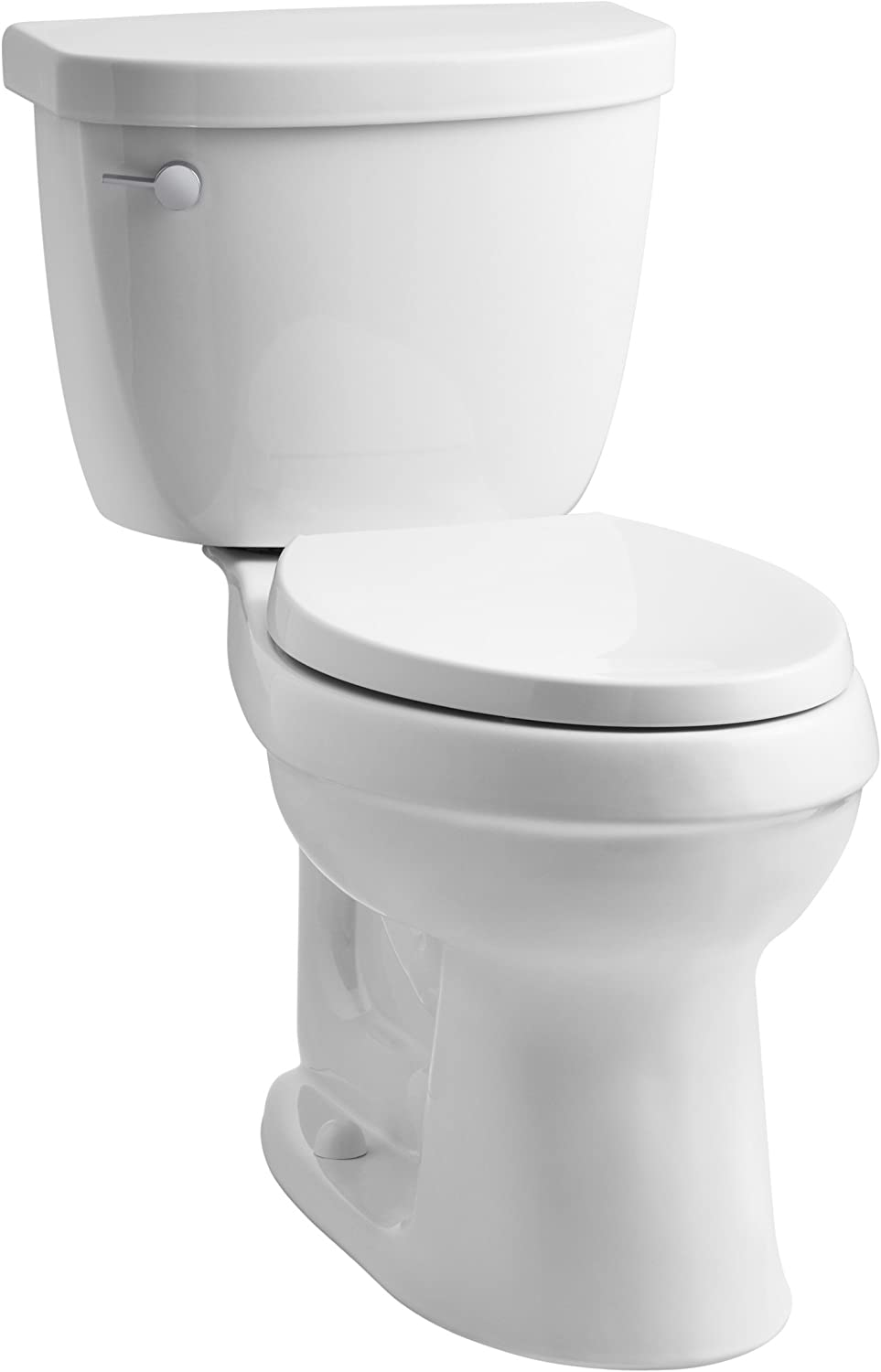best comfort height toilets: KOHLER K-3609-0 Cimarron Comfort Height Toilet