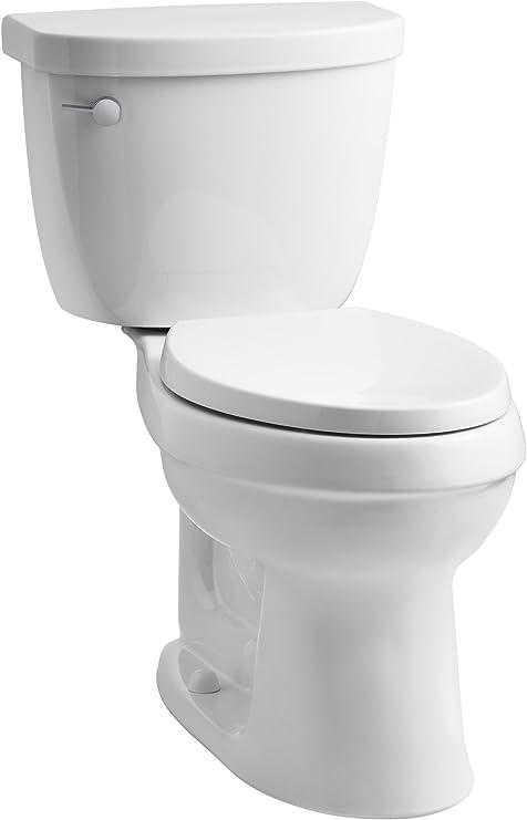 KOHLER K-3609-0 Cimarron Comfort Height Toilet