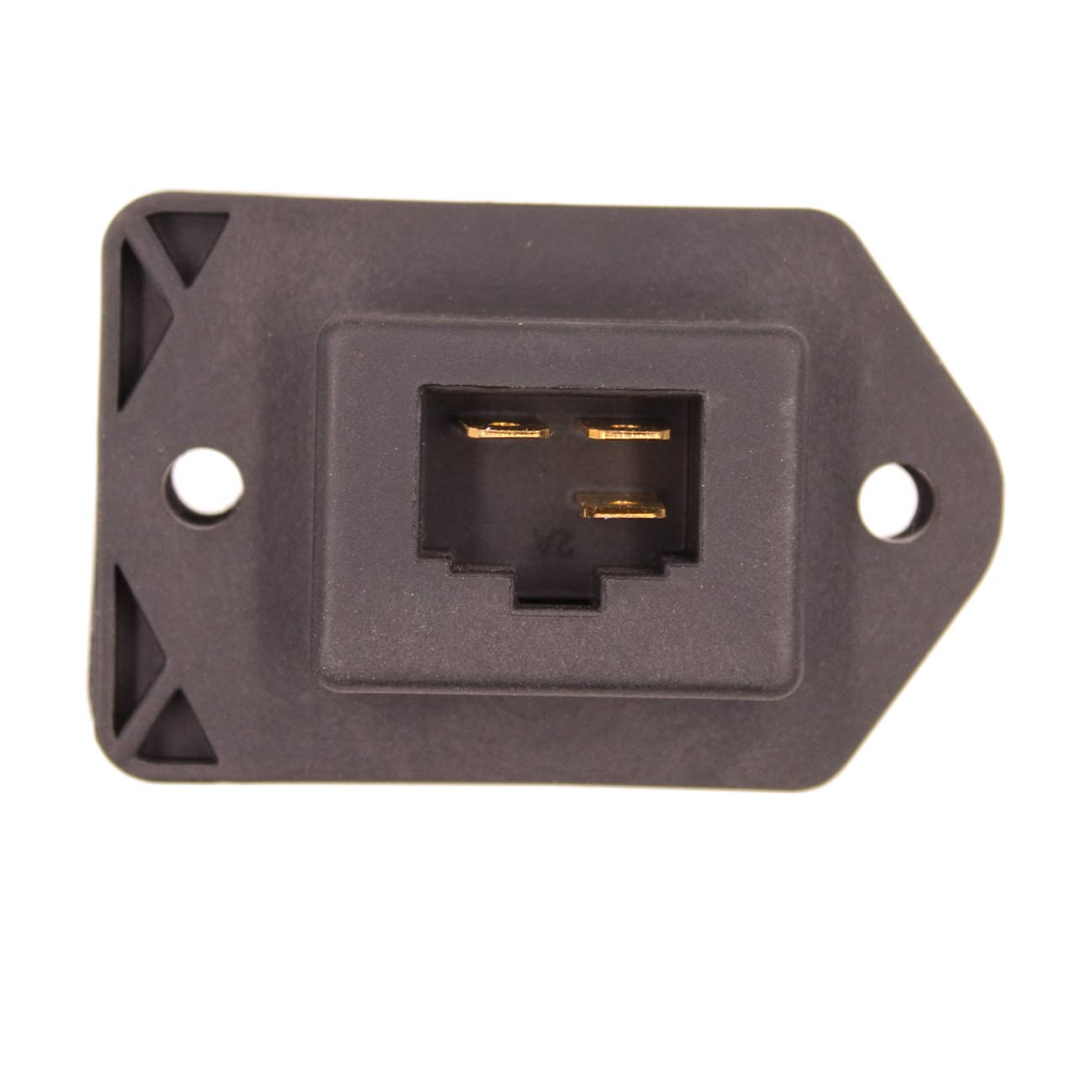 HZYCKJ Resistor del control de la fan del motor del m/ódulo del regulador de la velocidad del ventilador del coche OEM # 96629733
