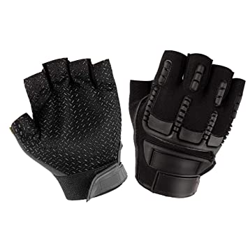 Sports Unisex Adults Men Racing Cycling Bike Bicycle Half Finger Gloves FAST