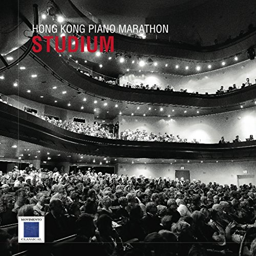 Hong Kong Piano Marathon Studium
